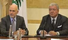 وزيرا الداخلية والأشغال أعلنا بدء توسعة مرفأ الصيادين في عين المريسة