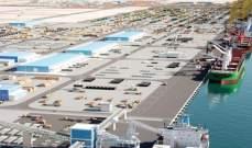ميناء حمد القطري يستقبل 42 ألف حاوية خلال شهر تموز الجاري