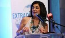 سهيلة حايك: المرأة تسعى للمصالحة والسلام والحوار