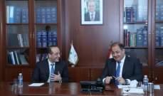 خوري: المجلس الاقتصادي والاجتماعي شريكًا أساسيًا في المعادلة