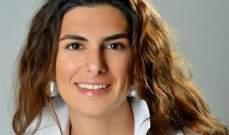 ريما قطيش الحسيني: الطريقة التي توصل المرأة الى الطريق الصحيح تطبّق داخل المنزل وفي العمل أيضا