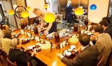 مطعم ياباني يقدم الطعام مجانا عند تنفيذ هذا الشرط!