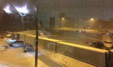 شلل يضرب حركة الطيران والمواصلات في بريطانيا بسبب عاصفة ثلجية