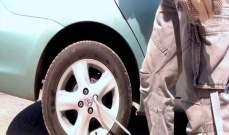 تعرف على الطريقة الصحيحة لتغيير عجلات السيارة