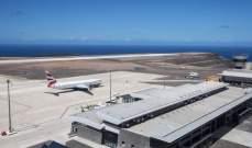 بريطانيا: أول رحلة تجارية من أكثر مطار عديم الفائدة في العالم