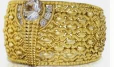 مليون دولار ...سعر أكبر خاتم ذهبي في العالم!