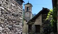 قرية سويسرية يسكنها 16 شخصاً تتحول إلى فندق
