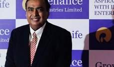 مليادرير هندي يقترب من تجاوز ثاني أثرياء اَسيا بعد إرتفاع ثروته