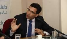 """د. شربل عون عون: الضريبة على القيمة المضافة """"TVA"""" تشكّل مورداً مهما للدولة اللبنانية"""