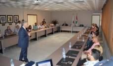 دبوسي في ندوة عن تعزيز ثقافة تطوير الشركات: طرابلس ستكون مدينة محورية