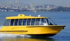 """خاص: """"Beirut Water Taxi"""" .. التاكسي البحري قد يصبح واقعاً !"""