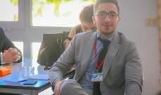 عمر عيتاني: أرى في المشاكل فرص ! لذا أنا محظوظ أني من لبنان