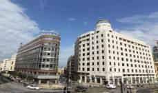 أرباح المصارف المُدرجة في بورصة بيروت ترتفع 2.20% خلال الفصل الأوّل