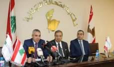 جمعية الضرائب اللبنانية تعقد مؤتمرأ صحافياً حول دور الضرائب في التنمية