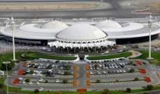 850 ألف مسافر بمطار الشارقة خلال حزيران الجاري