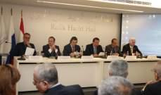 الوفد الروسي في لبنان: لوضع الأسس المناسبة لتحفيز الإستثمار