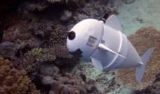 الكشف عن روبوت يمكنه مراقبة الحياة البحرية بدقة