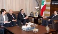 التقرير اليومي 2/2/2018: رئيس مجموعة البنك الدولي زار خليل: لدينا مشاريع في لبنان بقيمة 1.4 مليار دولار