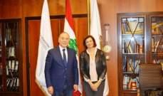 الحسن: ان التنسيق بين غرفة طرابلس ولبنان الشمالي والمنطقة الإقتصادية هو عمل تكاملي