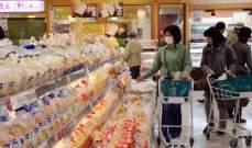"""الحكومة اليابانية ترفع مستوى تقييمها الاقتصادي إلى """"يتعافى بوتيرة معتدلة"""""""