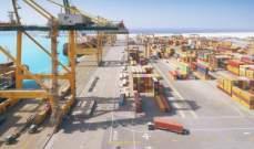 ارتفاع الطاقة الإنتاجية في ميناء الملك عبدالله بنسبة 14% في النصف الأول
