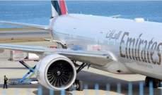 """رئيس طيران الإمارات: تخفيض أعداد الرحلات إلى أمريكا """"مؤقت"""""""