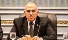 وزير الري المصري: عجز المياه 90% والدلتا في خطر