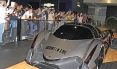 بالصور.. سيارة إماراتية خارقة بـ1.5 مليون دولار