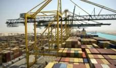 الطاقة الإنتاجية ترتفع في ميناء الملك عبدالله بنسبة 14% في النصف الأول