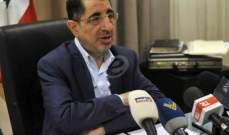 الحاج حسن: التصدير هو مفتاح الحل للإقتصاد اللبناني