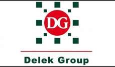 """""""ديليك"""" تدرس بيع 10% في حقل تمار الإسرائيلي للغاز"""