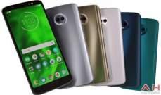 """بهذه التشكيلة من الألوان سيصدر الهاتف """"Moto G6 Plus"""""""