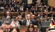 التقرير اليومي 14/2/2018: خوري: غيابَ استراتيجية إنمائية مشتركة للدول العربية ساهمَ بانخفاضِ المشاريع المشتركة