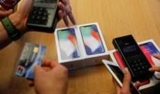 خمس شركات تهيمن على سوق الهواتف الصيني