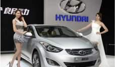 """""""هيونداي"""" في الصين تستدعي 43764 سيارة بسبب عيب في المحرك"""