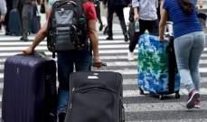 إرتفاع عدد السيّاح القادمين إلى لبنان بنسبة 12.25% سنويّاً حتّى شباط 2017