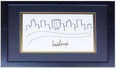 لوحة لترامب في مزاد علني ابتداءاً بـ 9 آلاف دولار