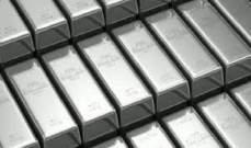 أسعار الفضة تتراجع بنسبة 0.63% الى 17.130 دولار للأونصة
