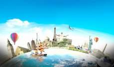 السياحة العالمية: 5% نسبة النمو بالشرق الأوسط والطلب مستمر في التعافي