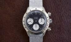 """بيع ساعة """"ذييونيكورن"""" من """"رولكس"""" مقابل 5.9 مليون دولار"""