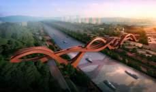 """تعرّف على """"لاكي نوت"""" الصيني..3 جسور غريبة في بنية واحدة"""