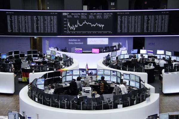 """الاسهم الاوروبية تغلق مرتفعة و """"ستوكس 600"""" اعلى 0.31%"""