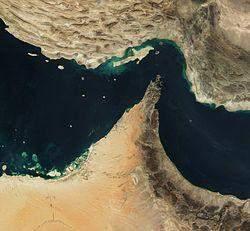 مجلة: إيران تتجه لإحداث كارثة طبيعية في مضيق هرمز