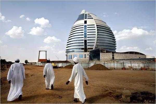 المركزي السوداني يتلقى وديعة بقيمة 1.4 مليار دولار من الإمارات