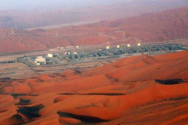 """ارتفاع إنتاج حقل """"الشيبة"""" السعودي إلى 1.3 مليون برميل نفط وغاز"""