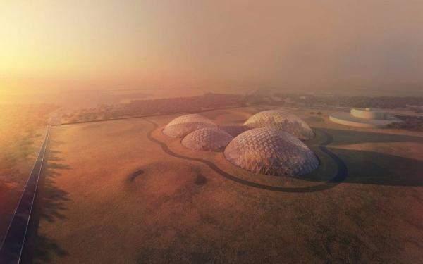 """مشروع """"مدينة المريخ"""" في دبي.. هذا حجمه وهذه كلفته.."""