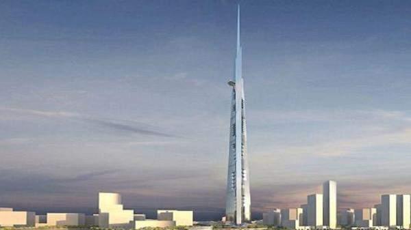 """السعودية: تأخير افتتاح """"أطول برج في العالم"""""""