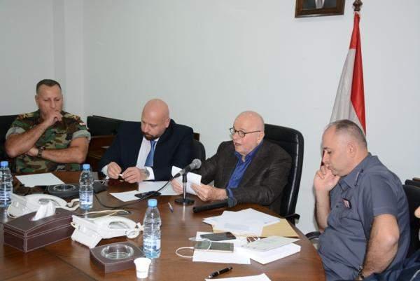 كبارة من طرابلس: إن لم تقف الأجهزة الأمنية الى جانبنا فلن نستطيع حماية اليد العاملة اللبنانية