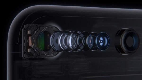 """""""آبل"""": تقنية حديثة في مستشعر كاميرا آيفون 8"""