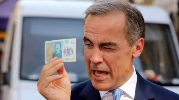 أكثر من 60 ألف استرليني مقابل ورقة نقدية من فئة 5 جنيهات